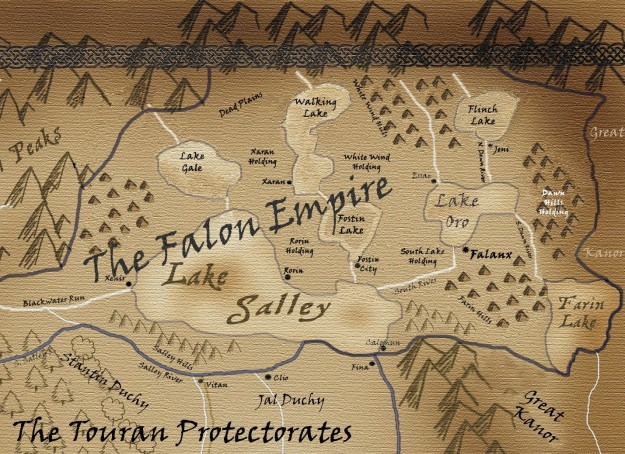 The Falon Empire